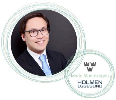 Mario Montevirgen, Holmen Iggesund