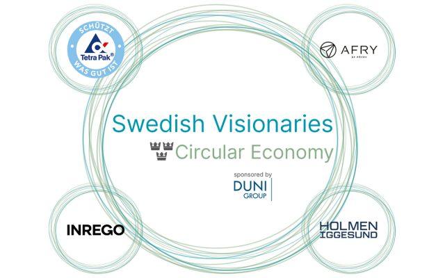 Swedish Visionaries, Circular Economy