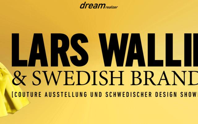 Lars Wallin & Swedish Brands gelb