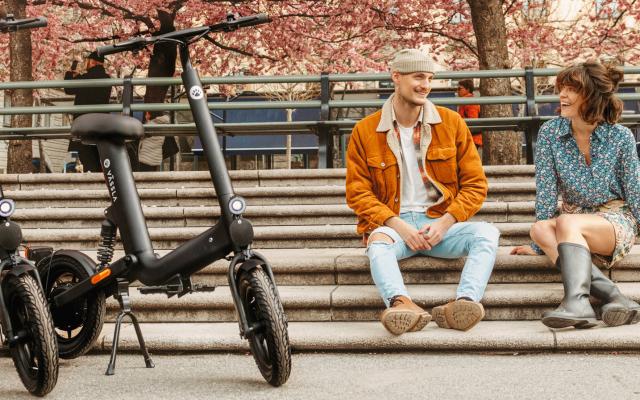 Vässla Bike Kungsträdgården Stockholm