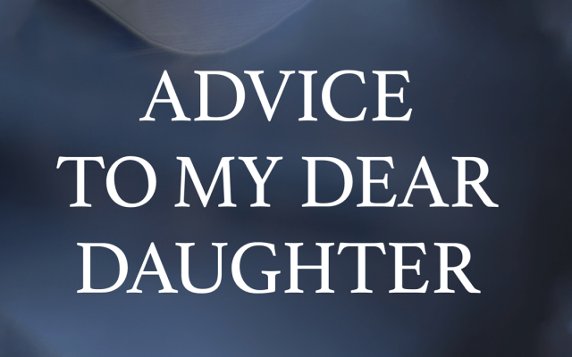Advice to my dear daughter Cover