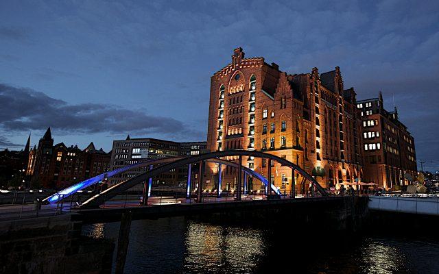 Maritimes Museum Hamburg, Schwedischer Unternehmenspreis